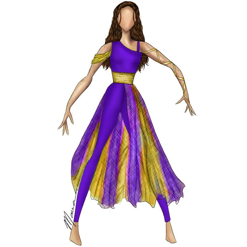 Purple Gold