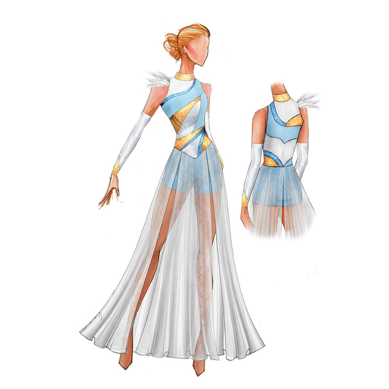 Costumes Ccd 917 A Creative Costuming Designs