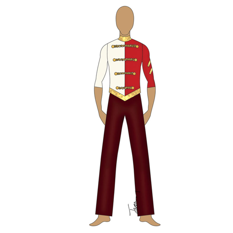 Costumes CCD-GM577-A Creative Costuming & Designs
