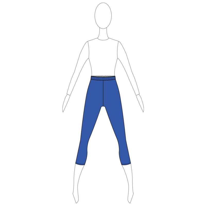 PANTS 002-A BLUE