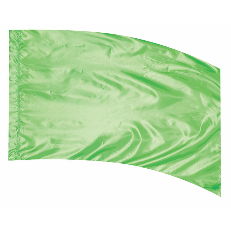 F1 SOLID COLOR - POLY CHINA SILK NEON GREEN
