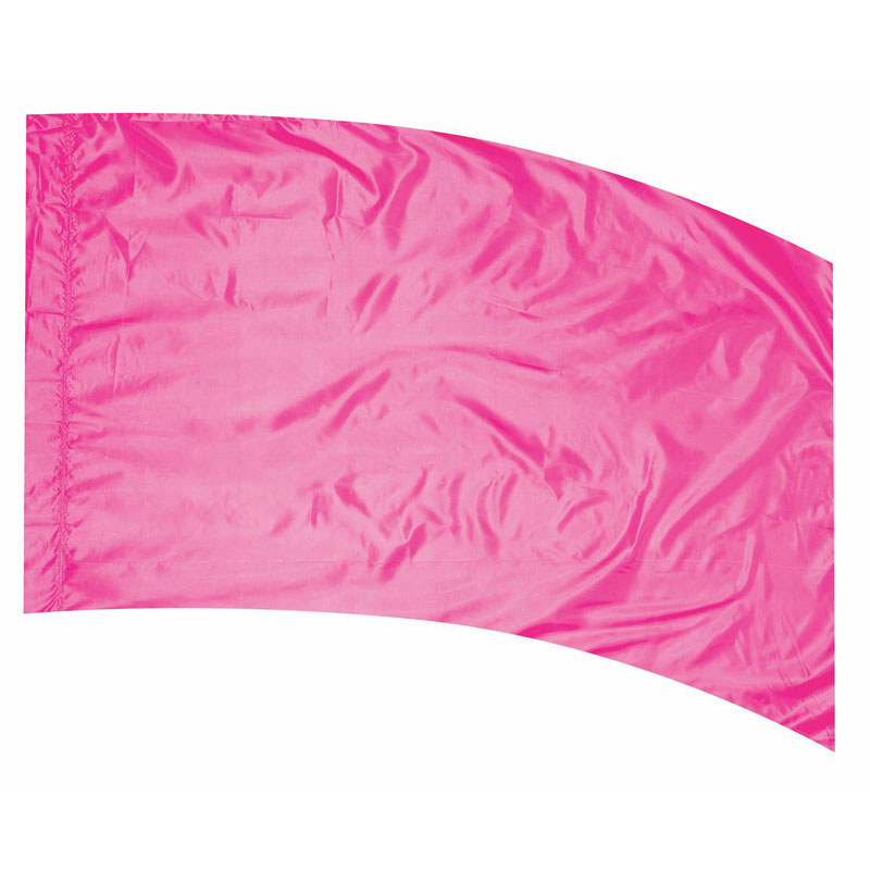 F1 SOLID COLOR - POLY CHINA SILK NEON PINK