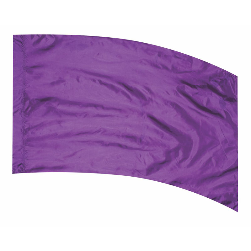 SOLID COLOR - POLY CHINA SILK FLAGS