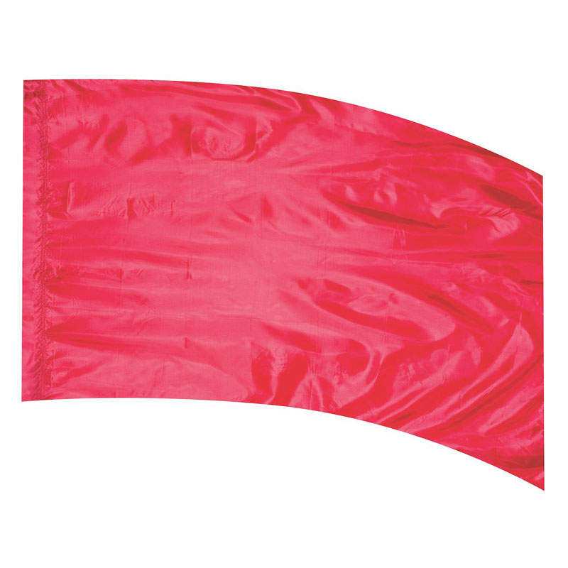 F1 SOLID COLOR - POLY CHINA SILK RED